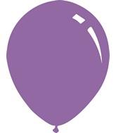 """9"""" Deco Lilac Decomex Latex Balloons (100 Per Bag)"""