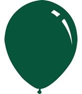 """9"""" Metallic Emerald Green Decomex Latex Balloons (100 Per Bag)"""
