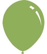 "9"" Metallic Pale Green Decomex Latex Balloons (100 Per Bag)"