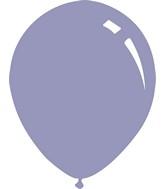 "9"" Metallic Periwinkle Decomex Latex Balloons (100 Per Bag)"