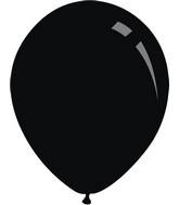 """9"""" Metallic Black Decomex Latex Balloons (100 Per Bag)"""
