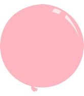 """18"""" Deco Light Pink Decomex Latex Balloons (25 Per Bag)"""