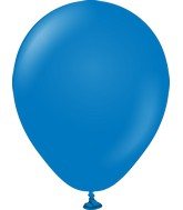 "5"" Kalisan Latex Balloons Standard Blue (50 Per Bag)"