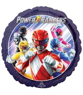 "18"" Power Rangers Foil Balloon"