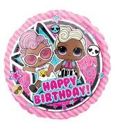 "18"" LOL Surprise Birthday Foil Balloon"