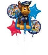 Bouquet Paw Patrol Foil Balloon