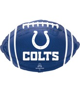 """17"""" Indianapolis Colts Foil Balloon"""