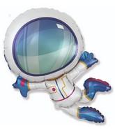 """38"""" Astronaut Foil Balloon"""