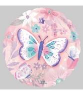 "18"" Flutters Foil Balloon"
