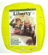 18'' Liberty Happy Grandparents Day Wild Ride