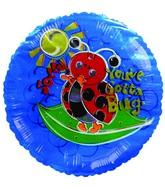 """4"""" Airfill You've Got a Bug Balloon"""