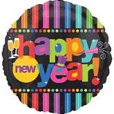 "32"" New Years Celebrate Balloon"