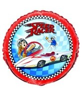 "18"" Speed Racer Licensed Balloon"