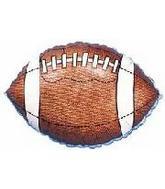 "4"" Airfill Football Balloons M341"