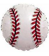 "2"" Airfill Baseball Balloon"