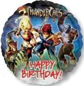 """18"""" ThunderCats Birthday Balloon"""