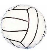 "2"" Airfill Only Volleyball Balloon"