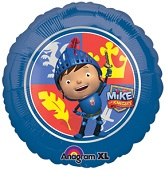 "18"" Mike the Knight Mylar Balloon"