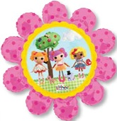"29"" LaLaLoopsy Flower Balloon"