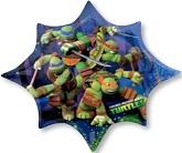 "35"" Teenage Mutant Ninja Turtles Jumbo Balloon"