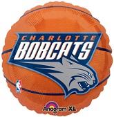 "18"" Charlotte Bobcats Basketball"