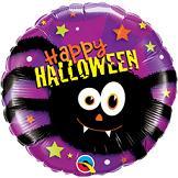 "18"" Halloween Party Spider Balloon"