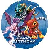 "18"" Skylanders Happy Birthday Balloon"