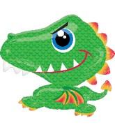 Jumbo Alligator Balloon