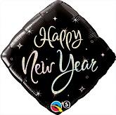 "18"" New Years Sparkle Balloon"