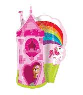 Jumbo Princess Castle Balloon