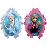 """31"""" Anna and Elsa Frozen Mylar Balloon"""