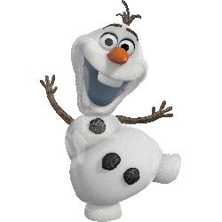 "41"" Disney Frozen Olaf Mylar Balloon"