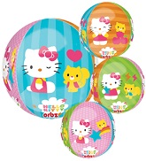 "16"" Hello Kitty Orbz Balloons"