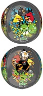 """16"""" Angry Birds Orbz Balloons"""
