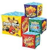 """16"""" Angry Birds UltraShape Cubez"""