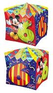 "16"" Mickey Age 6 UltraShape Cubez"
