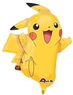 "31"" Pokemon Pikachu Shape"