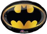 """27"""" Batman Emblem Foil Balloon"""