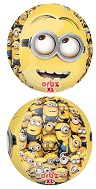 "16"" Despicable Me Orbz Mylar Balloon"