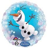 "18"" Disney Frozen Olaf Balloon"