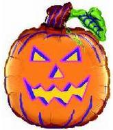 "26"" Scary Pumpkin"