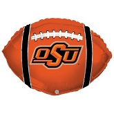 "21"" Oklahoma State University Football"