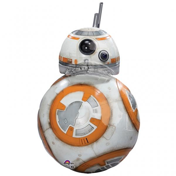 """33"""" x 20"""" Star Wars the Force Awakens BB8"""