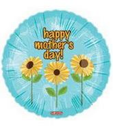 """18"""" Happy Mother's Day Brown Eyed Susans"""