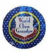 "18"" World Class Grandpa"