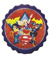 """28"""" Jumbo DC Super Hero Girls Foil Balloon"""