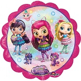 "22"" Jumbo Little Charmers Foil Balloon"
