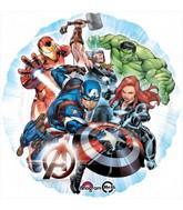 """18"""" Avengers Balloon"""