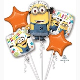 Bouquet Balloon Despicable Me Party Balloon