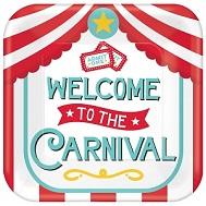 "18"" Carnival Foil Balloon"